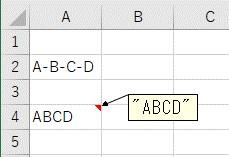 数式が「値」に変換される