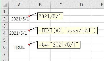 数値を日付文字列として扱う