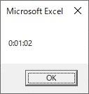 DateAddで時間を1時間足して日付をまたいだ時に、時間だけを取得した結果