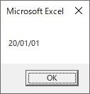 Formatを使ってyy/mm/dd形式へ変換