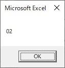 Formatを使って時間から秒を取得した結果