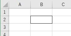 罫線の種類を実線に設定した結果