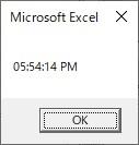 Formatで現在の時間を12時間表記に変換した結果