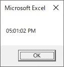 Formatを使って時間を12時間表記の文字列に変換した結果